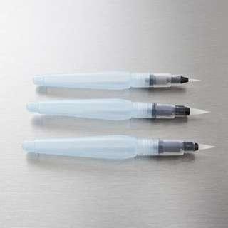Aquash brush pens