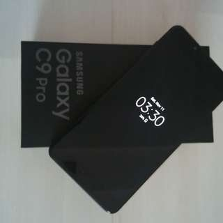 Samsung C9 Pro Jade Black