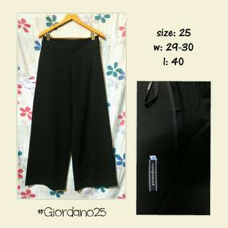 CLEARANCE SALE: Giordano Flare/Square Pants