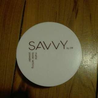 Savvy Matte Loose Setting Powder