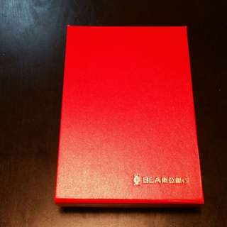 Leather wallet n credit card holder