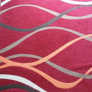Red Carpet 2.2m x 1.6m