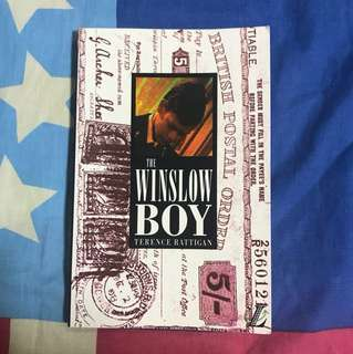 Winslow Boy - Terence Rattigan