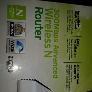 Router 300Mbps Wireless ( TP-LINK  )