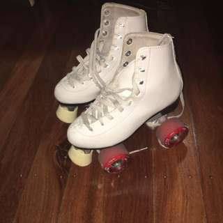 Star fire four wheel skates