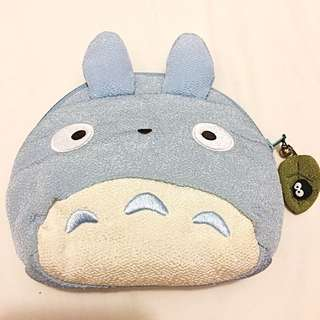 Totoro coins bag