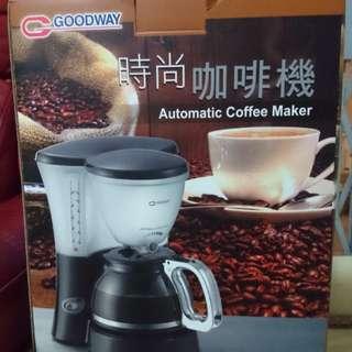 Goodway 威馬 CM-102 時尚咖啡機