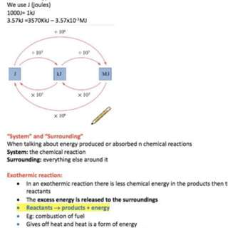 Extensive VCE chemistry notes year 12!