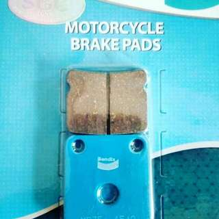 Bendix Brake Pad MD35 (New Fury)