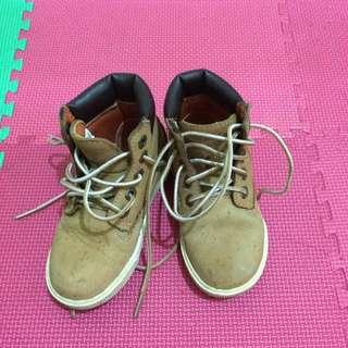 Sepatu Timberland anak original