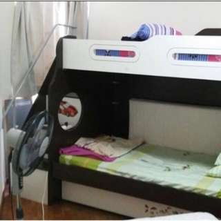Bunk Bed and other items at giveaway price. Moving out.