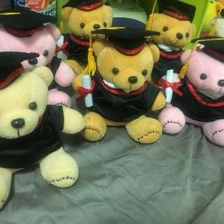 Graduation Bear - small