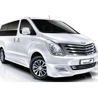 Car Rental Starex royale Kuala Lumpur
