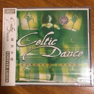 ( xrcd2 ) Celtic dance - forever green 绿衣天使 ( CD )