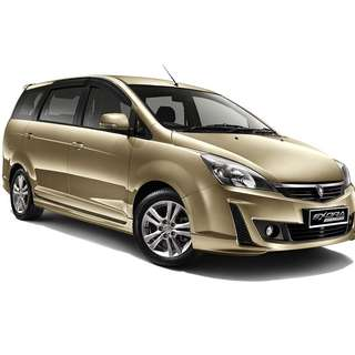 Car Rental Exora BOLD Shah Alam & Kuala Lumpur