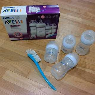 Philips Avent Newborn Starter Set (Natural)