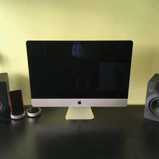 "iMac 27"" 2.9 GHz late 2012"