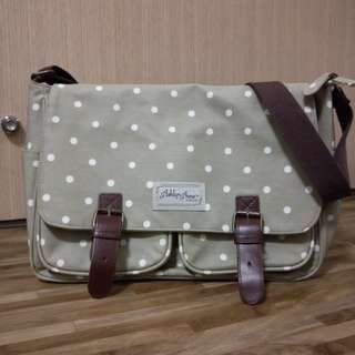 Ashley and anne sling bag