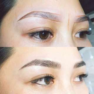 6D Eyebrows EMBROIDERY