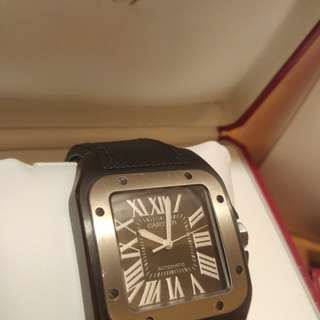 Cartier sentos 100 限量版