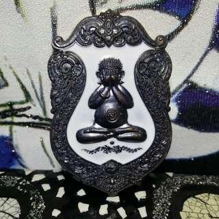 ***Special Deal $88***Ajahn Klang Saeng Phra Pidta Rian Siema Pim Jumbo Amulet