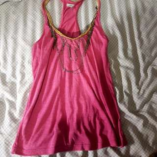Charlotte Russe Sleeveless Top