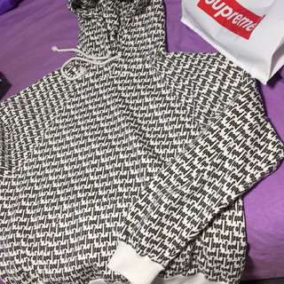 Fear Of God X Pacsun Hoodie