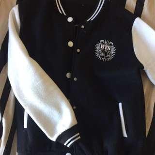 BTS Jhope varsity jacket