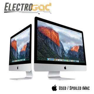 BUY IN] [USED OR SPOILED] Apple iMac MacBook Pro/Air Retina iPad and iPhones All condition/damaged/crack/water