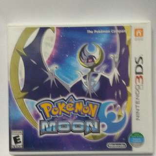 Nintendo 3DS Pokemon Moon