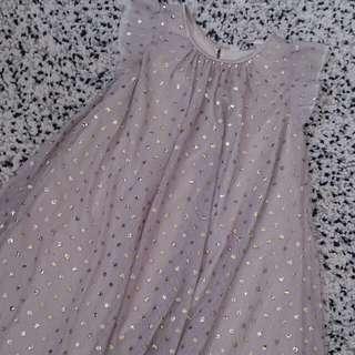 H&M dress 8-9y