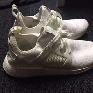 NMD Adidas XR1 white