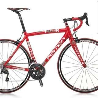 Aster road bike