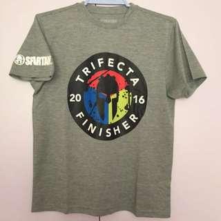 2016 Spartan Trifecta Finisher