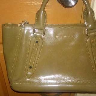 Burberry Patent Bag