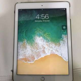 iPad Air 2 AppleCare+ 64gb wifi gold
