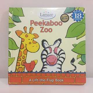 Baby Lift the flap book