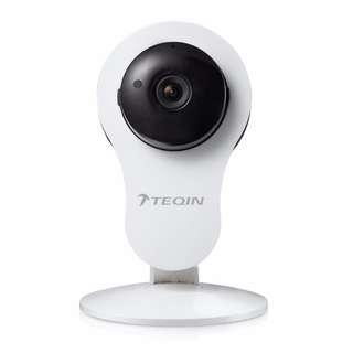 Mini 720P HD Wi-Fi Wireless Monitoring IP Camera Intelligent Network Surveillance