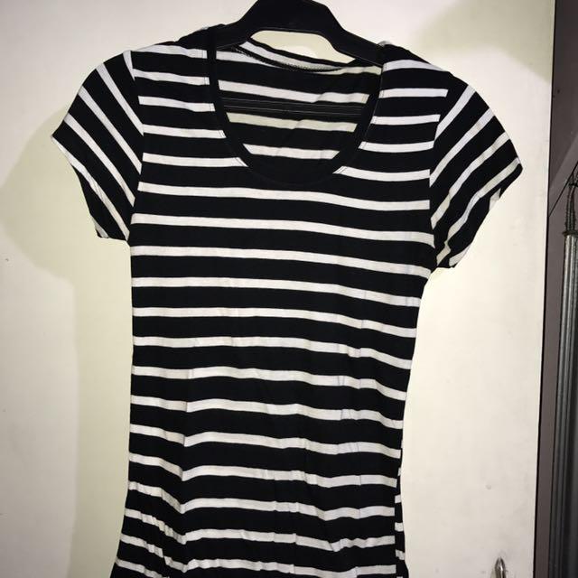2 Basic stripes shirt