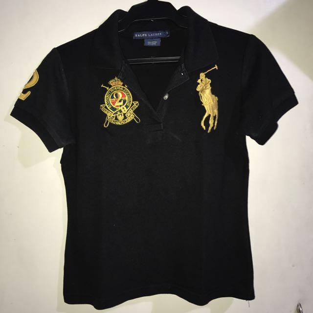 2 Ralph Lhauren Polo Shirts