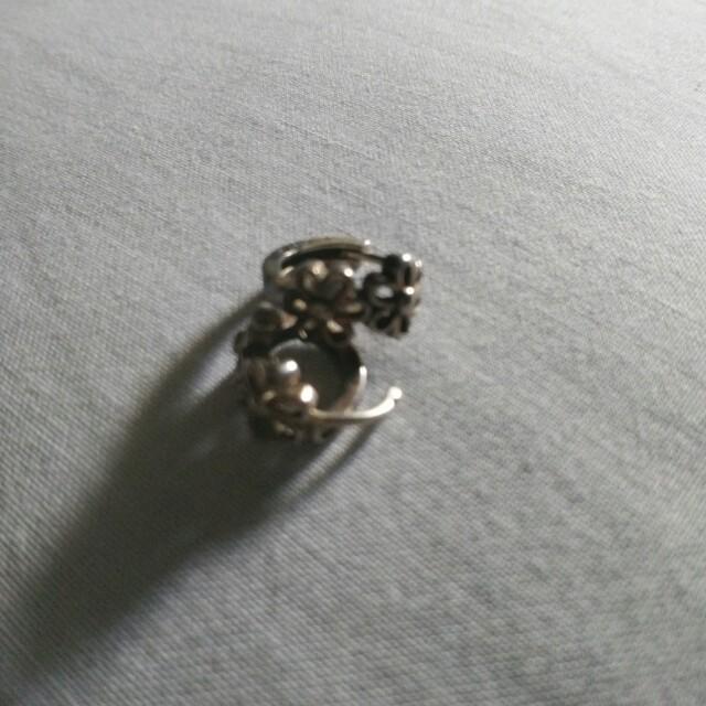 925 (clip/stud) earrings