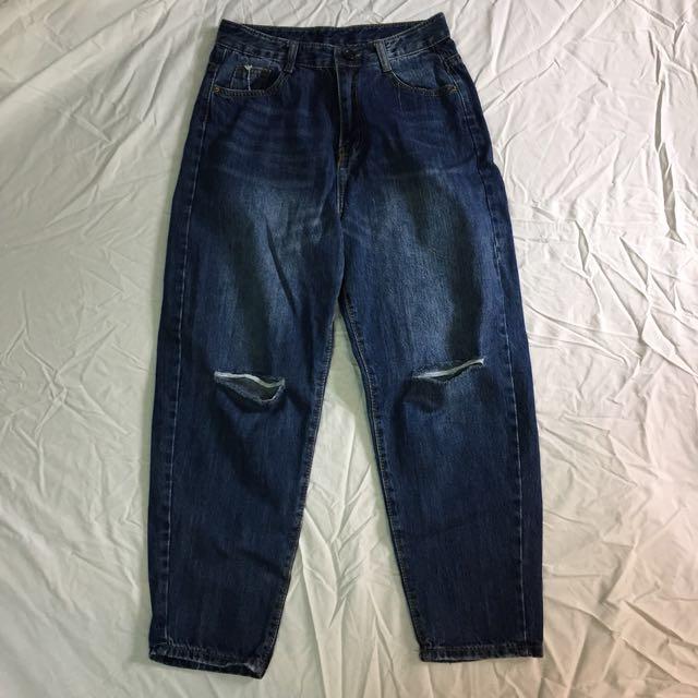 小破牛仔褲