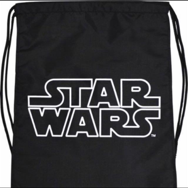 星際大戰 束口後背包