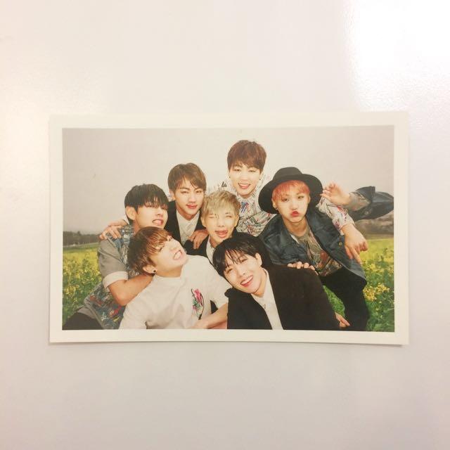 🌼 [BTS] - hyyh pt.1 // group 🌼