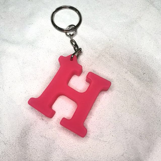 ✨全新✨Accessorize 簡約風格鑰匙圈