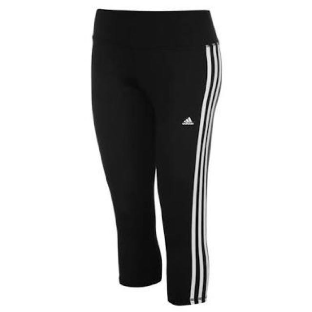 Adidas climate 3/4 leggings Small RRP $60