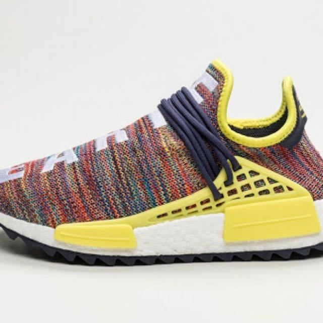 info for 74770 6f023 Adidas Originals x Pharrell Williams Human Race NMD