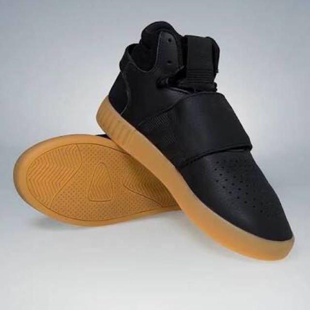 Adidas Tubular invader black new