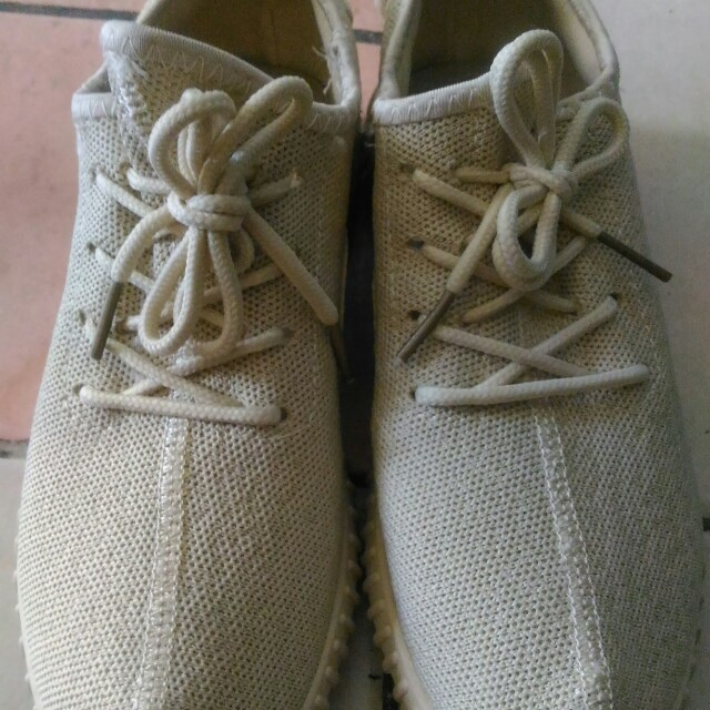 REPRICED!!! Adidas Yeezy Boost Tan Size 6.5-7 Class A