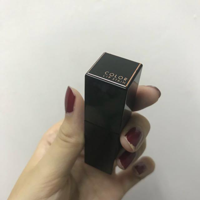 a'pieu 黑管唇膏RD02